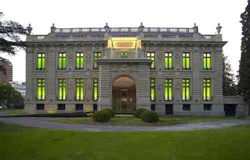 museo de bellas artes evita, palacio ferreyra