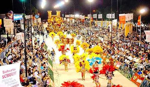 fiesta de carnaval, córdoba